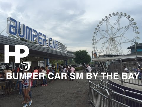 Bumper Car at SM Mall of Asia By the Bay Amusement Park Pasay City by HourPhilippines.com