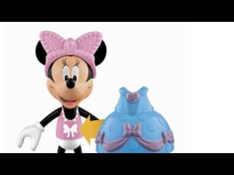 Disney's Princess Bowtique Minnie Mouse (Toy)