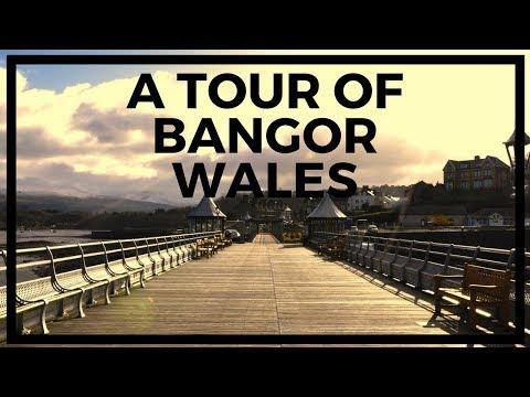 Bangor Wales City Tour | Bangor University