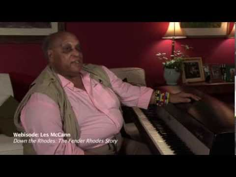 Down the Rhodes Webisode: Les McCann