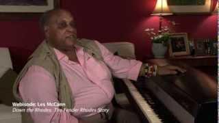 Down the Rhodes Webisode: Les McCann