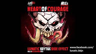 Krytax & Side Effect - Heart Of Courage image