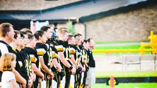 On Friday Night-Royall Panthers Football 2014