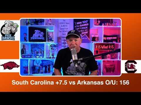 South Carolina vs Arkansas 3/2/21 Free College Basketball Pick and Prediction CBB Betting Tips