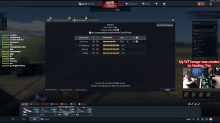 Bill1949 War Thunder SIM Live Stream