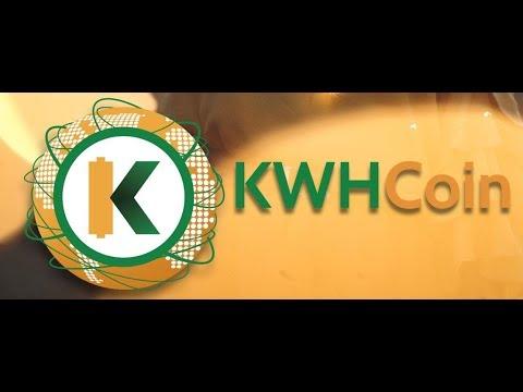 KWHCoin: Renewable Energy Cryptocurrency