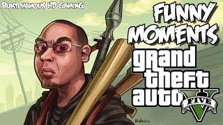 ★★ GTA 5 ONLINE FUNNY MOMENTS WITH KSI (Senseless Murdering Edition)