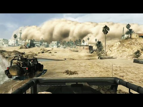 Top 23 Sandstorm Scenes in Gaming - Видео онлайн