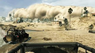 Top 23 Sandstorm Scenes in Gaming