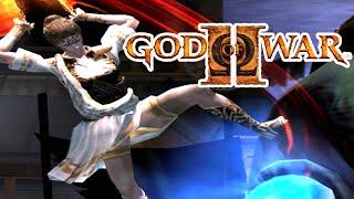"""God of War 2 Complete Game""""Jogando com Athena """""""