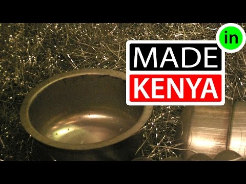 Made In Kenya - Season 1 - Crystal Industries - Aluminium Sufuria* (Cooking Pot*)