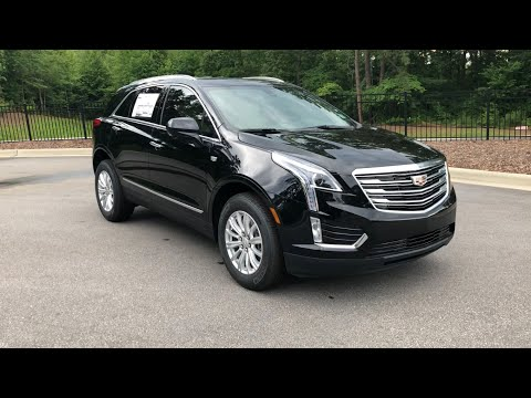 2019 Cadillac XT5 Review Features and Test Drive