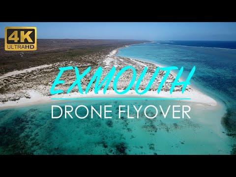 Exmouth, Western Australia (4K HD)