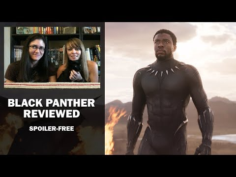 Two South Africans review Black Panther