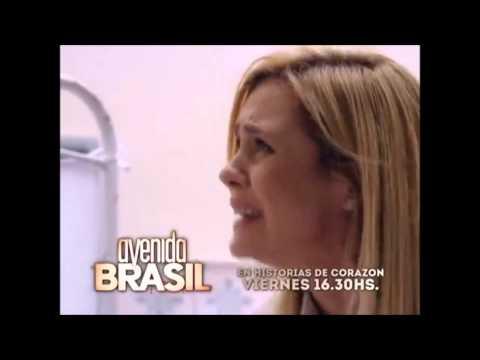 Promo Avenida Brasil Capítulo 40 (07-02-2014) - Telefe HD (Argentina)