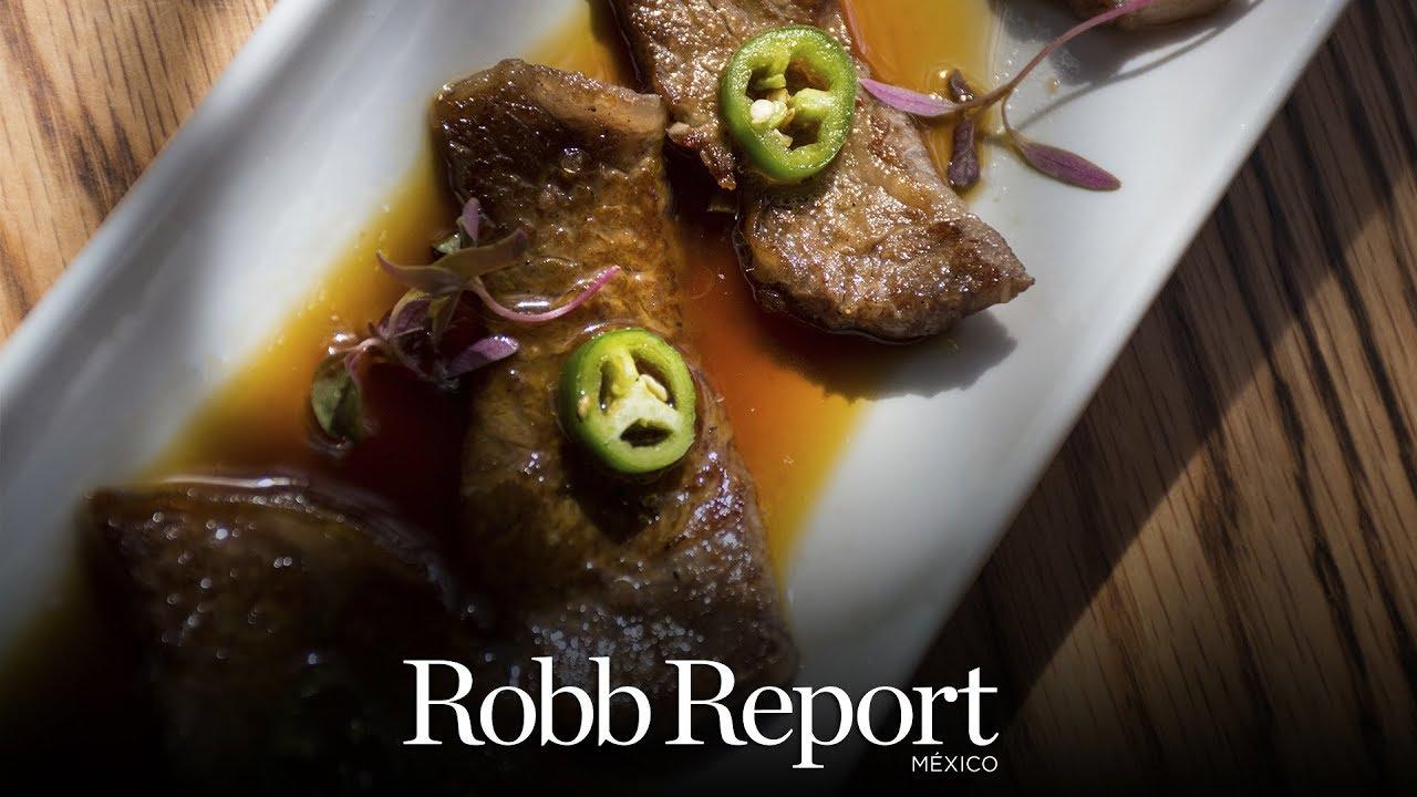 Carne Kobe y Wagyu en Entre Fuegos