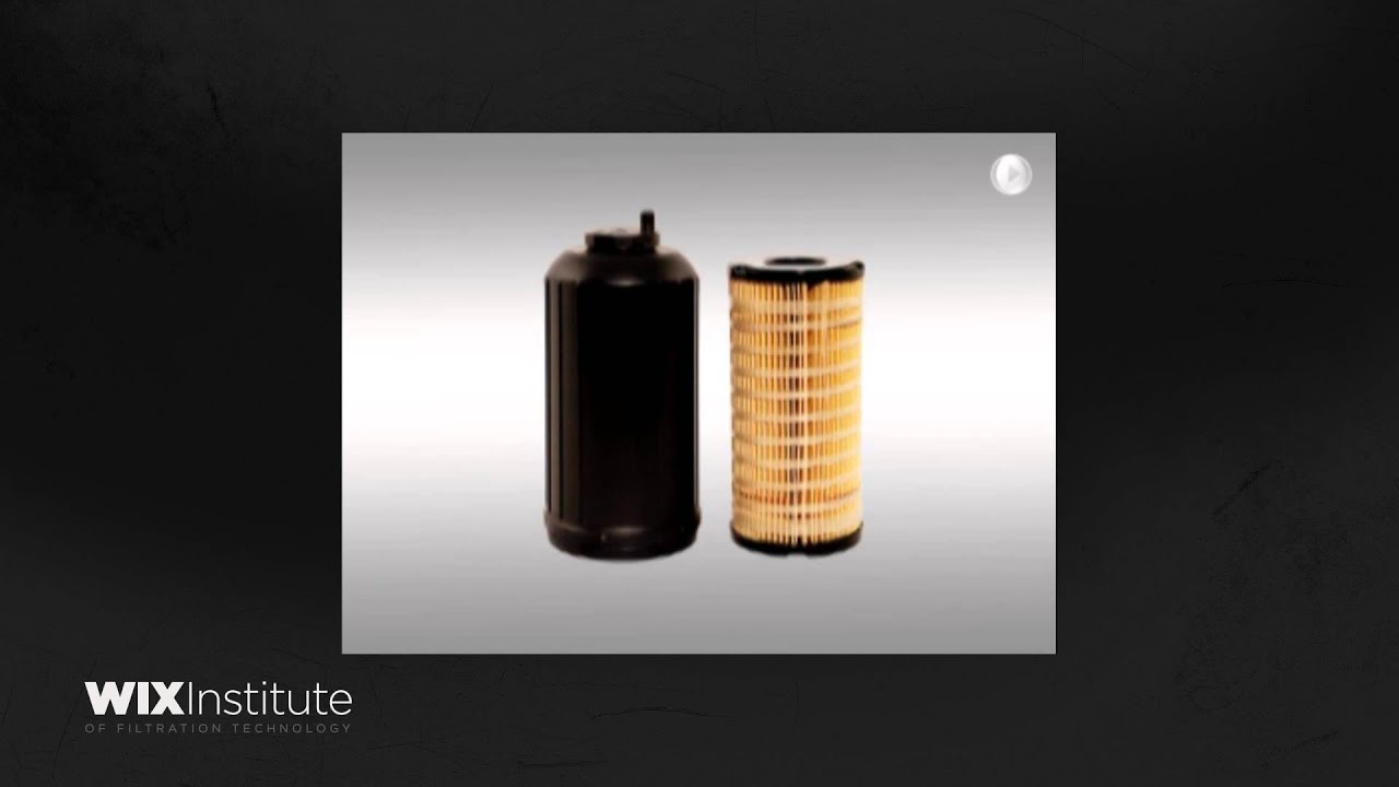 wix institute hd fuel filter 33804 [ 1280 x 720 Pixel ]