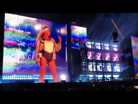 Beyoncé & Jay-Z - Mine / Bam / Hold Up / Countdown - OTR II Cleveland