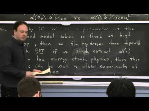 1. Introduction to Effective Field Theory (EFT)
