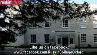 Certificate of Higher Education in Law @ Ruskin College