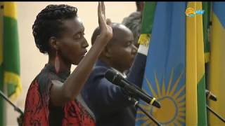 Members of Parliament Swearing-in Ceremony | Kigali, 19 September 2018