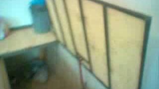 Motorised Hatch basement door