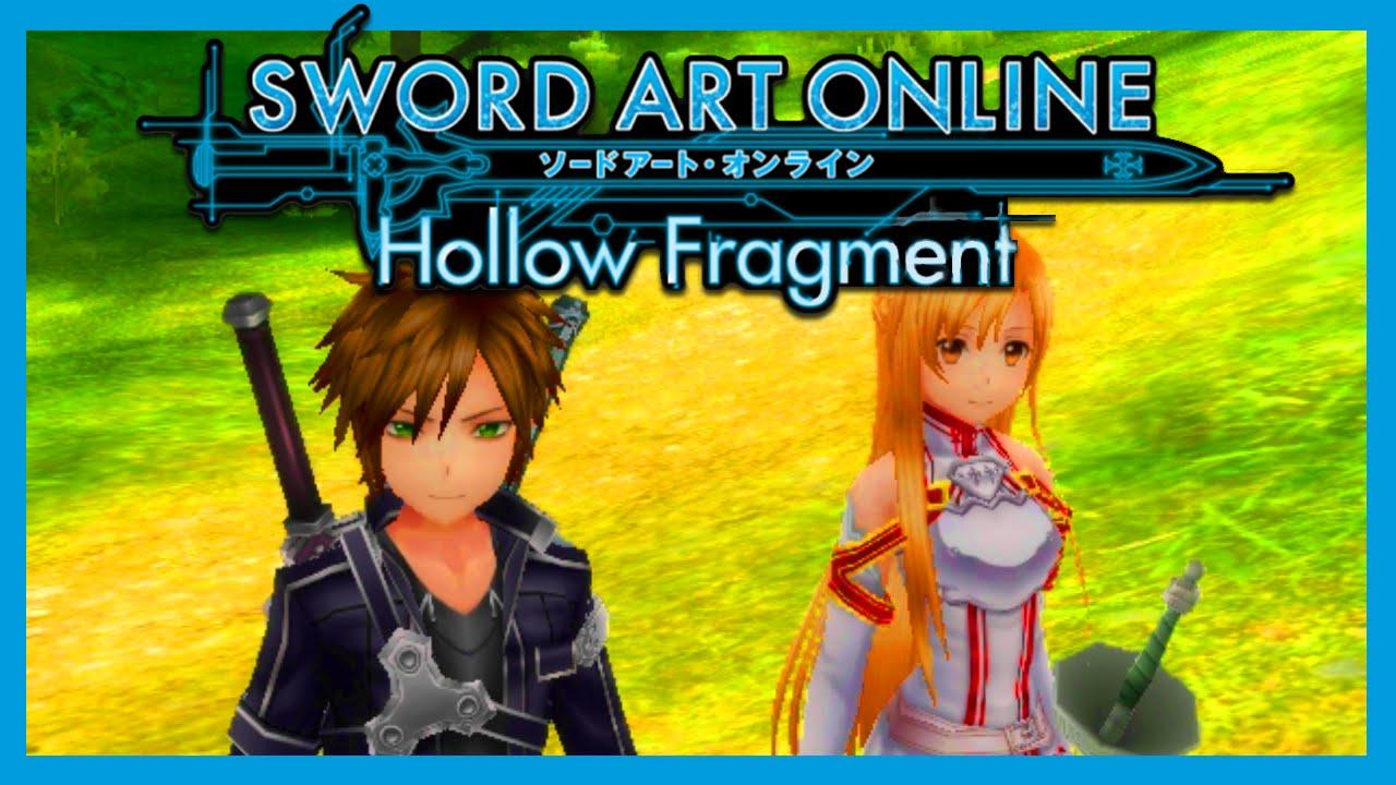 Sword Art Online Hollow Fragment English PS Vita Part 5