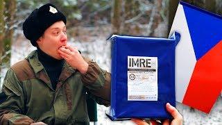 =Обзор ИРП= РЕДКИЙ СУХПАЙ ЧЕХИИ. Что едят  солдаты НАТО