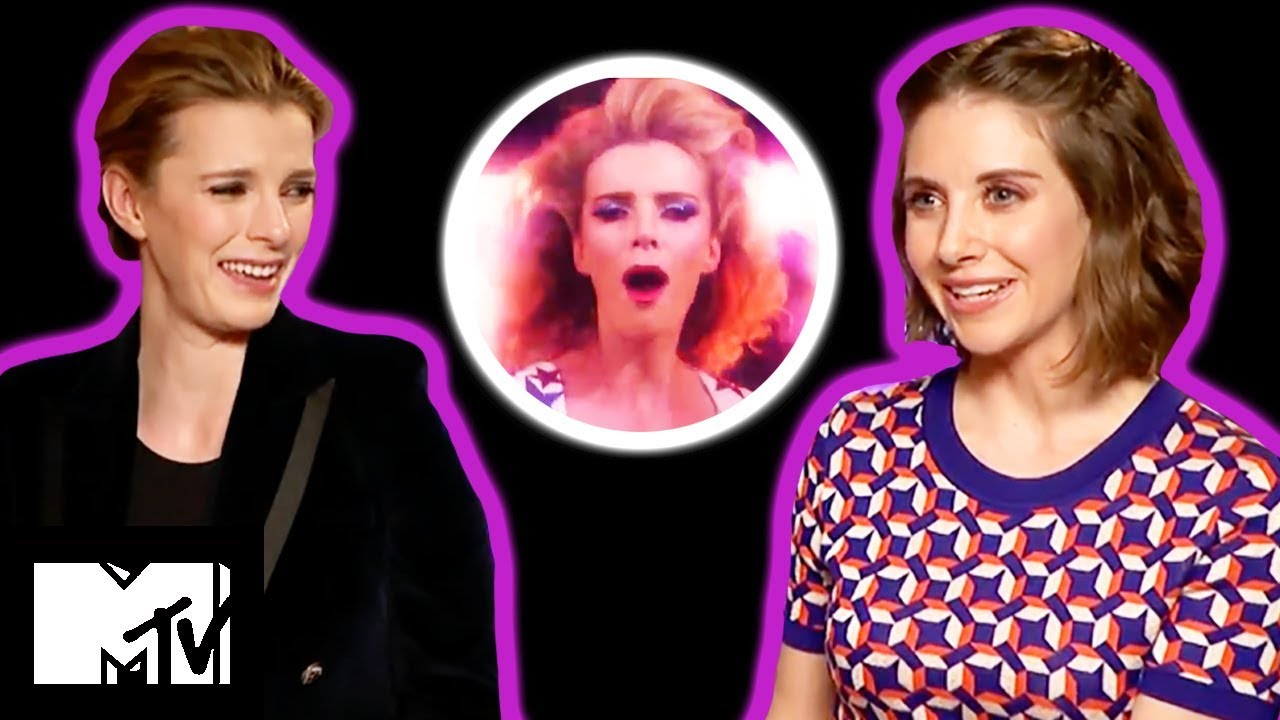 Alison Brie and Betty Gilpin reveal the moments that made them | MTV Movies