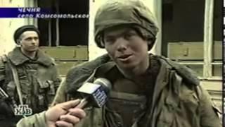 парень с лёгкостью рассказывает об одном моменте войны в Чечне