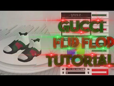 75b417e5210b NBA 2K16 Shoe Creator How To Create GUCCI FLIP FLOPS WakaWaqasGaming