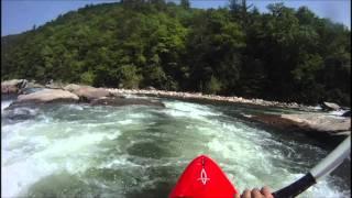 kayaking french broad, nulachucky and ocoee