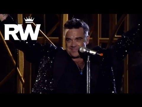 Robbie Williams   'Come Undone'   Take The Crown Stadium Tour 2013 - Dublin