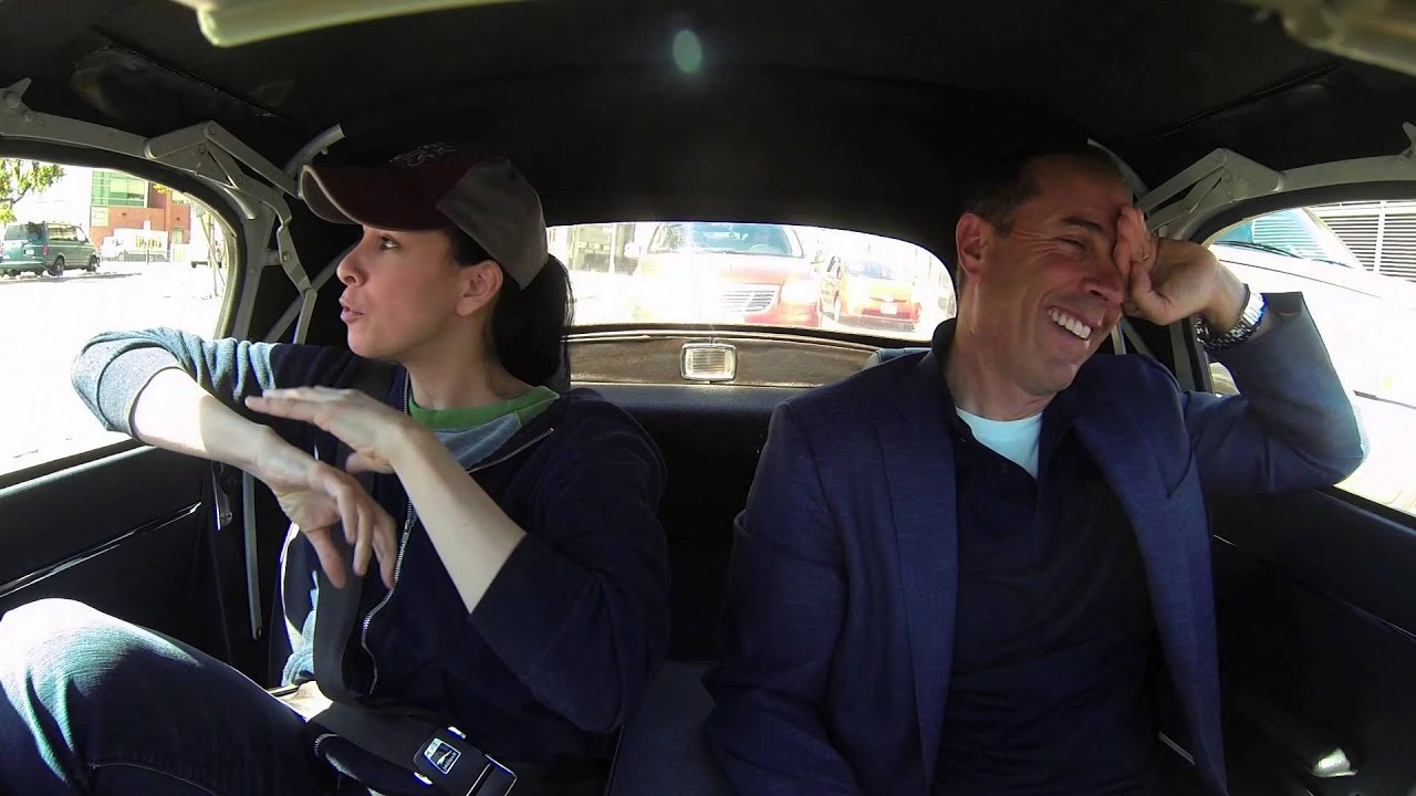51079061c4a1 Acura - Comedians in Cars Getting Coffee - Sarah Silverman Exclusive Clip