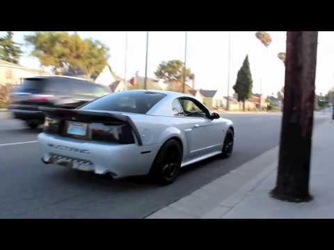 2003 Mustang Gt VS 2004 Mach 1  YouTube