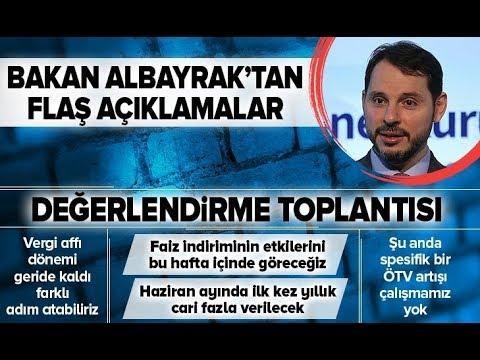 SON DAKİKA Bakan Albayrak'tan flaş faiz açıklaması