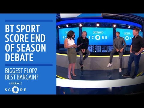 End-of-season Premier League awards | Biggest flop? Bargain? One to watch?