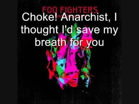 Foo Fighters  Arlandria lyrics HQ  Doovi