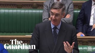 Jacob Rees-Mogg says he can't confirm Saturday sitting –  video