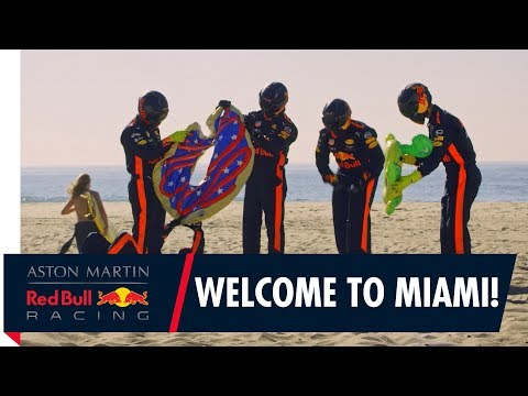 Miami may host an F1 Race? We're ready...
