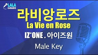 download lagu la vie rose izone matikiri