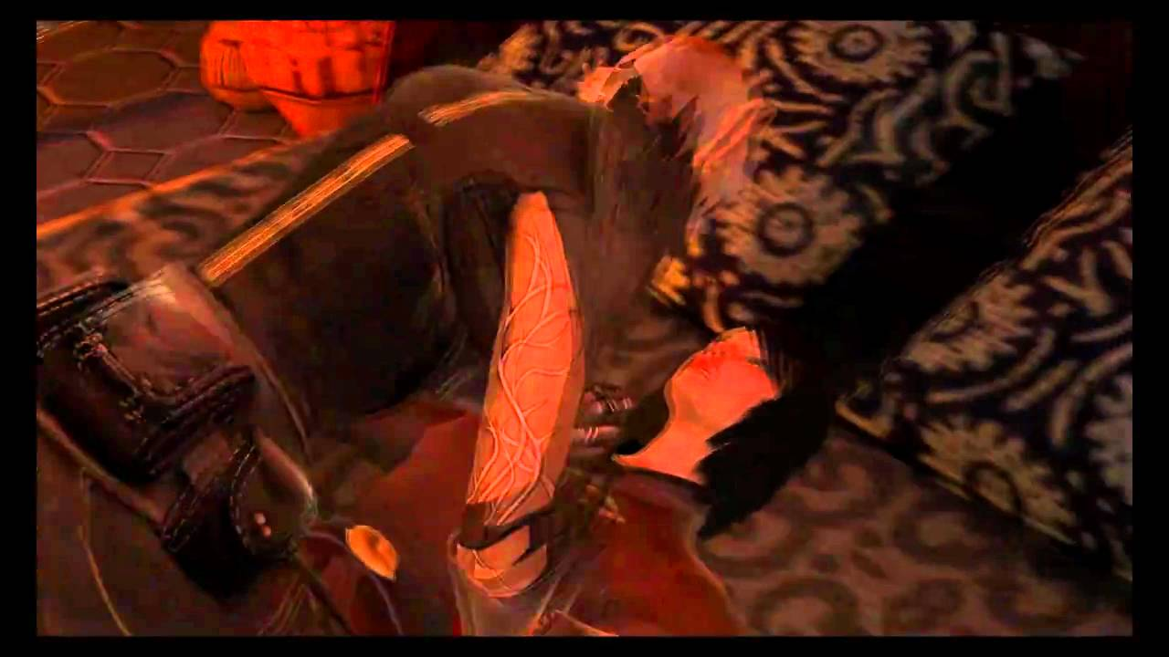 Dragon Age 2: Kiss Fen...