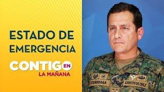 ¿Qué es el Estado de Emergencia en Chile? - Contigo en La Mañana