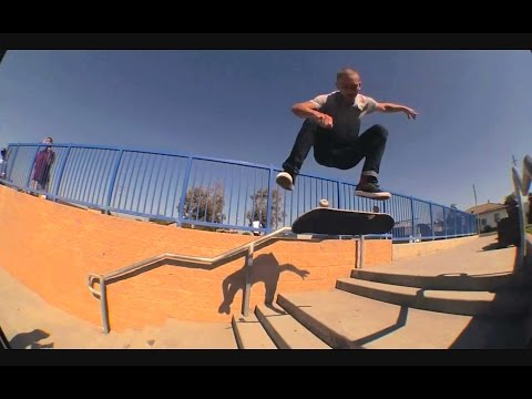 Skateboarding Road Trip through America - Noisy in Boise - Part 1