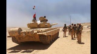 داعش ينهار في آخر معاقله وأيام عن إعلان الموصل محررة بالكامل
