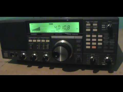 Kyrgyz Radio 1 Birinchi Radio 4.010 kHz (Tropical band) Bishkek , Kyrgyzstan