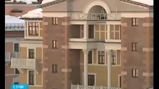 Россия 1  Кубань  Горнолыжные курорты КП заполнены на 70%