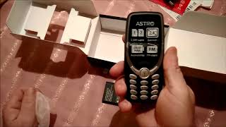 Обзор телефона Astro A188