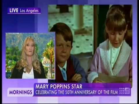 The Morning  Mary Poppins 50th Anniversary &  on 24.12.2014