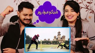 Indian Reaction On NOT OUT ¦ Part 2 ¦ Short Film For Pakhtoon Team By Our Vines Rakx Production
